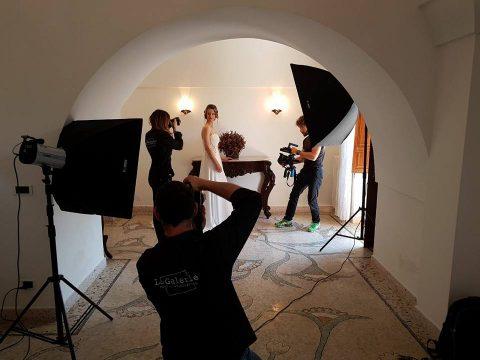 la galerie studio fotografico